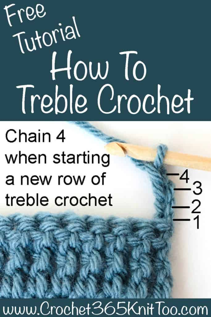 Treble Crochet