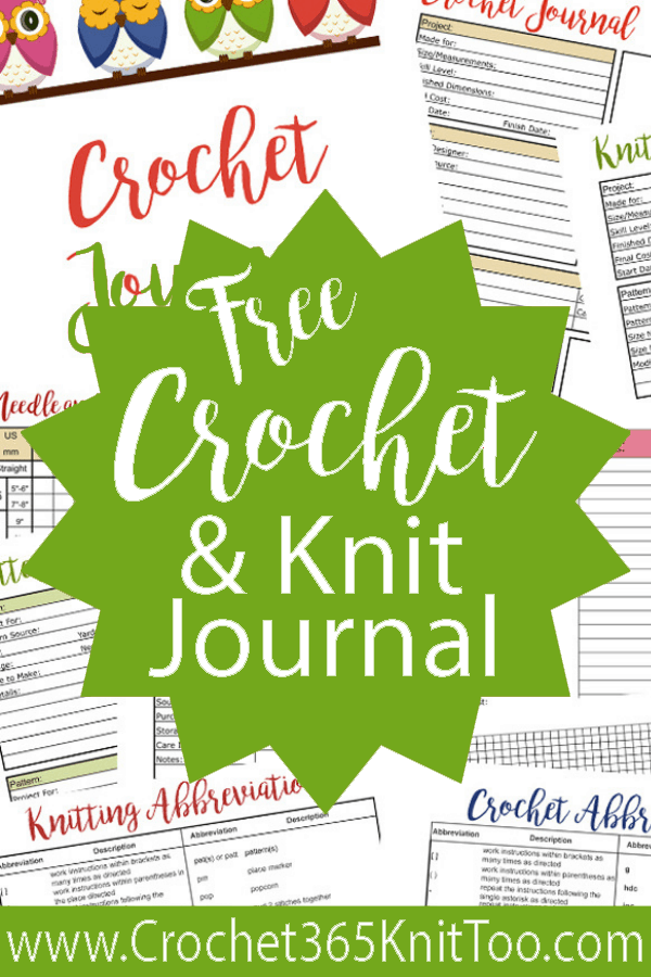 Crochet Journal