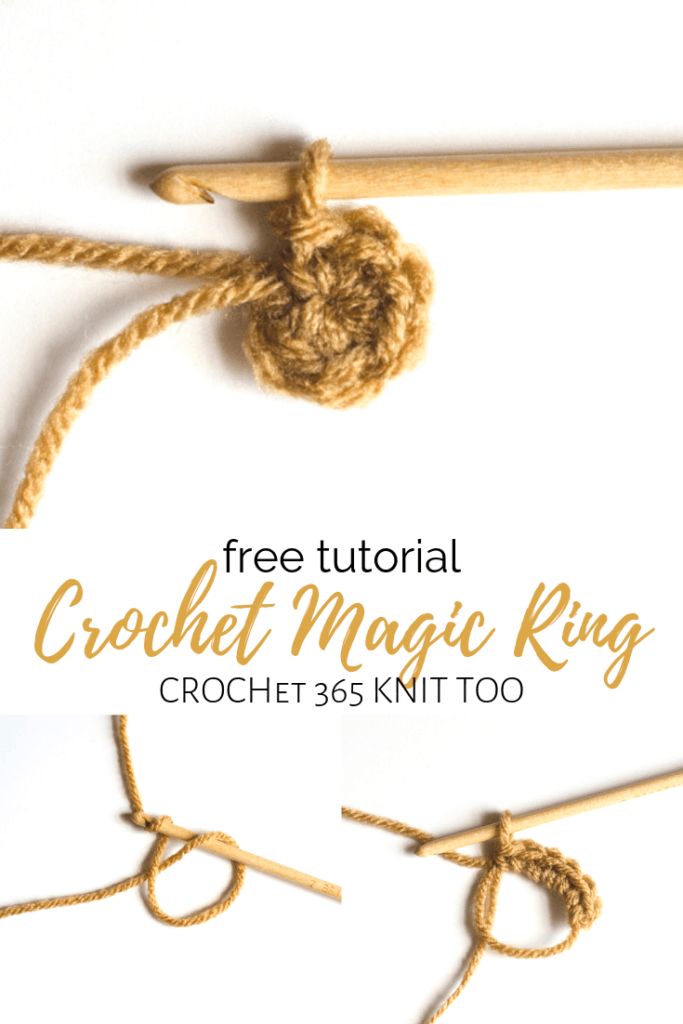 Magic loop crochet | Knitting | WOOL AND THE GANG | 1024x683