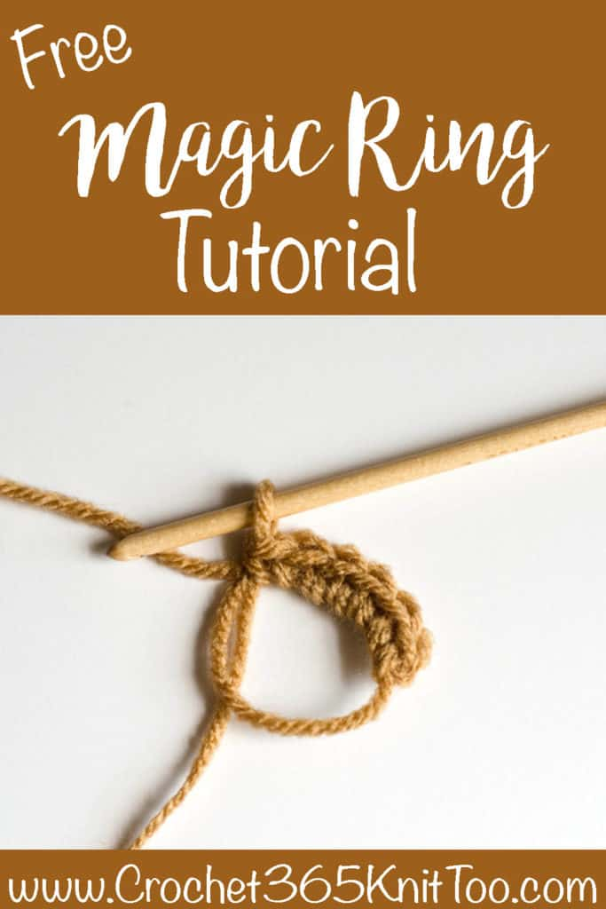 How to Crochet - Magic Ring (or Magic Circle) - YouTube | 1024x683