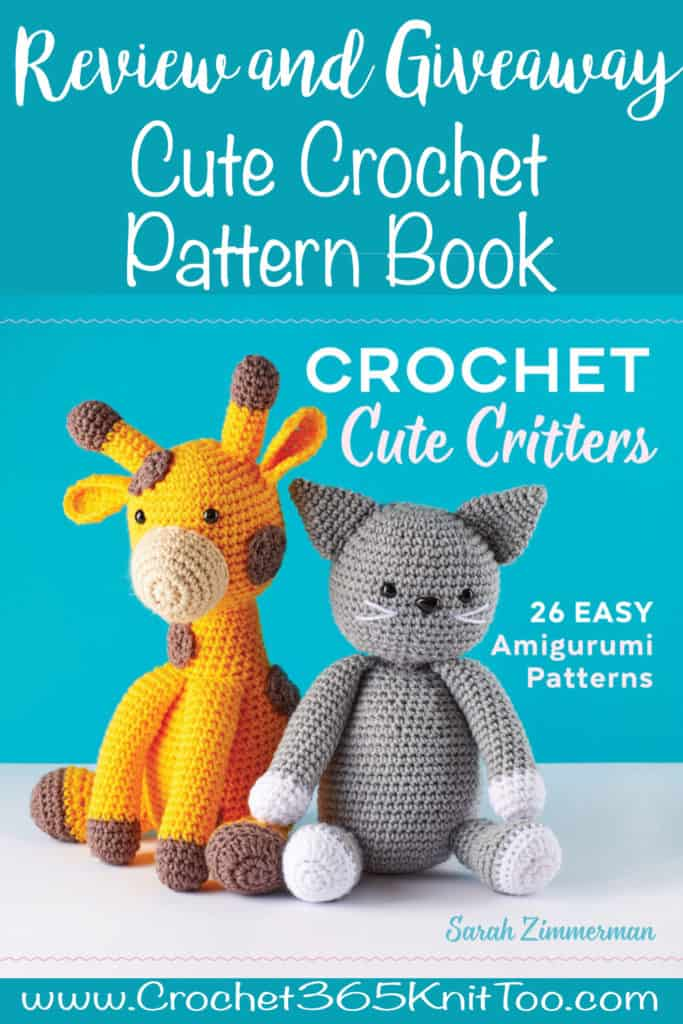 Crochet Cute Critters Amigurumi Patterns
