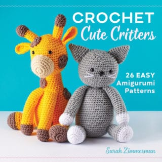 Crochet Cute Critters ~ Review and Giveaway