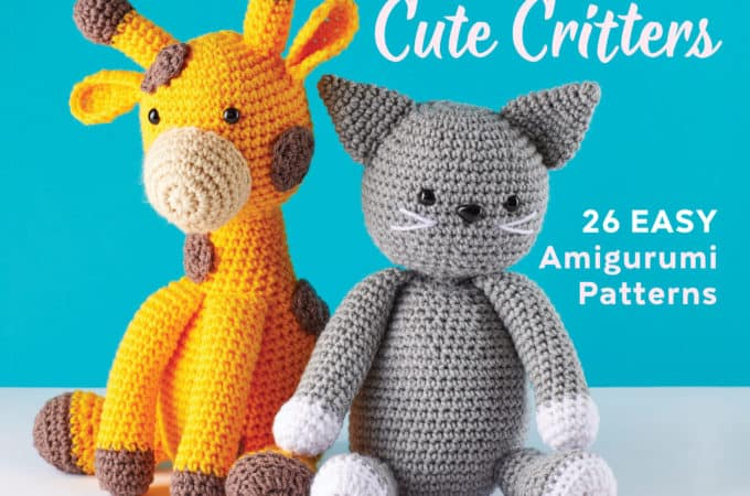 Crochet Cute Critters Amigurumi Patterns