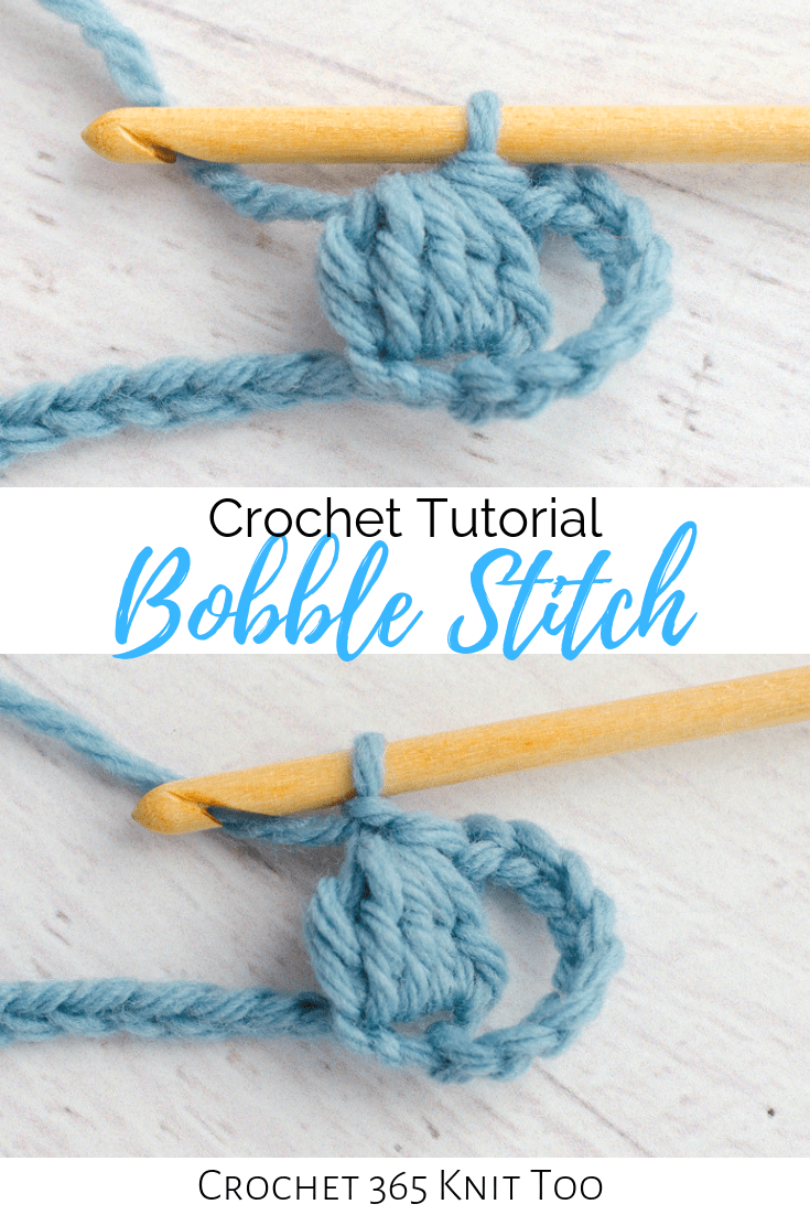 Crochet A Bobble Stitch