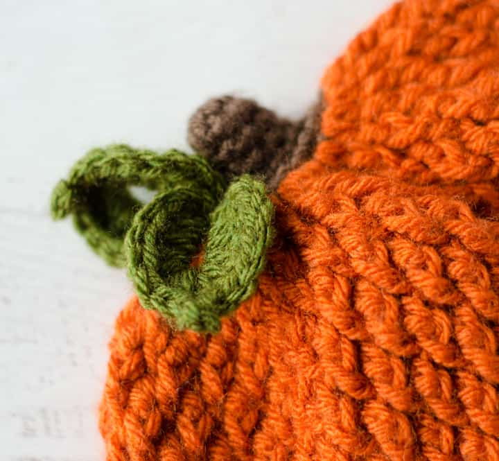 Crochet Pumpkin Hats