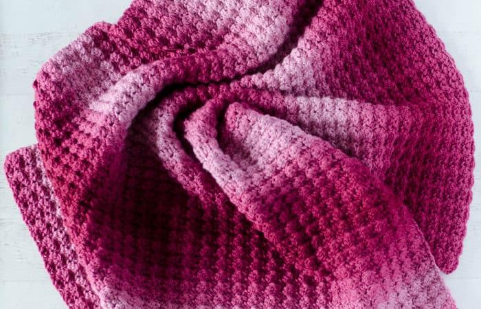 Beneficent Bella Crochet Baby Blanket