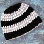 Winter Walk Crochet Cap