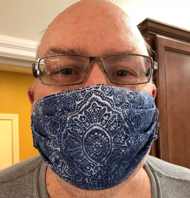 Sew A Diy Face Mask Crochet 365 Knit Too