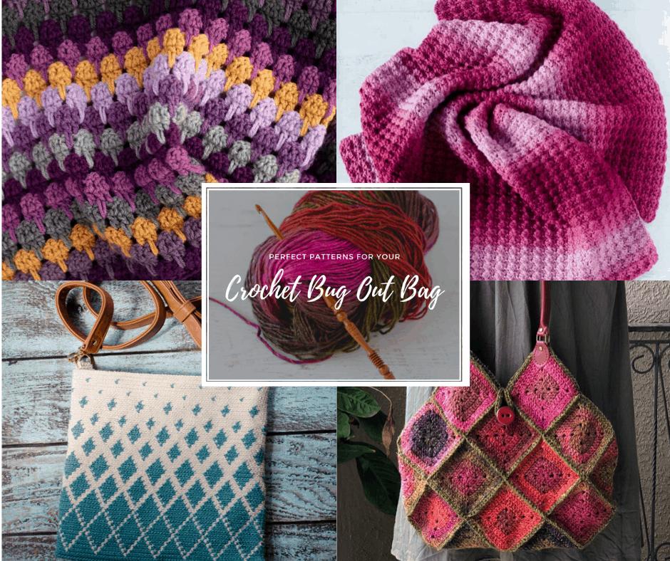 Crochet Bug Out Bag