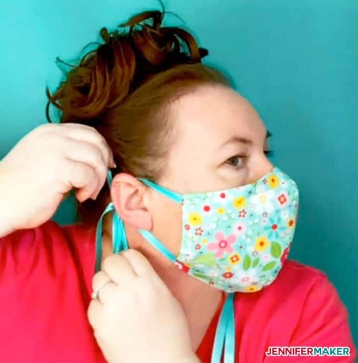 Sew A DIY Face Mask