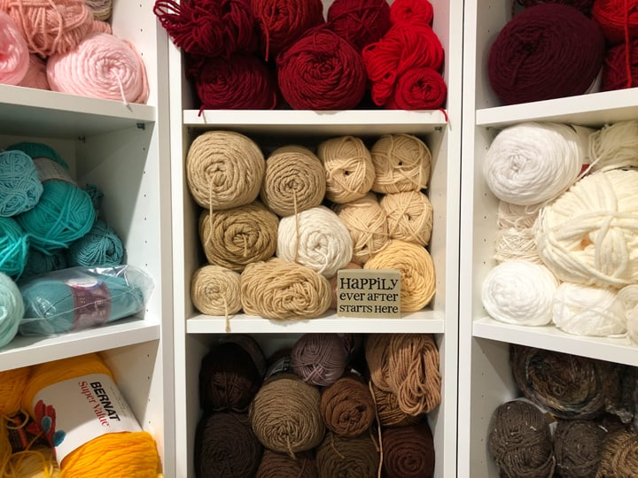 Choose Happy - A Yarn Lover's Tale