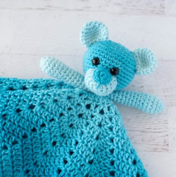 Crochet Lovey Pattern