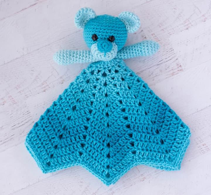 Crochet Lovey Pattern