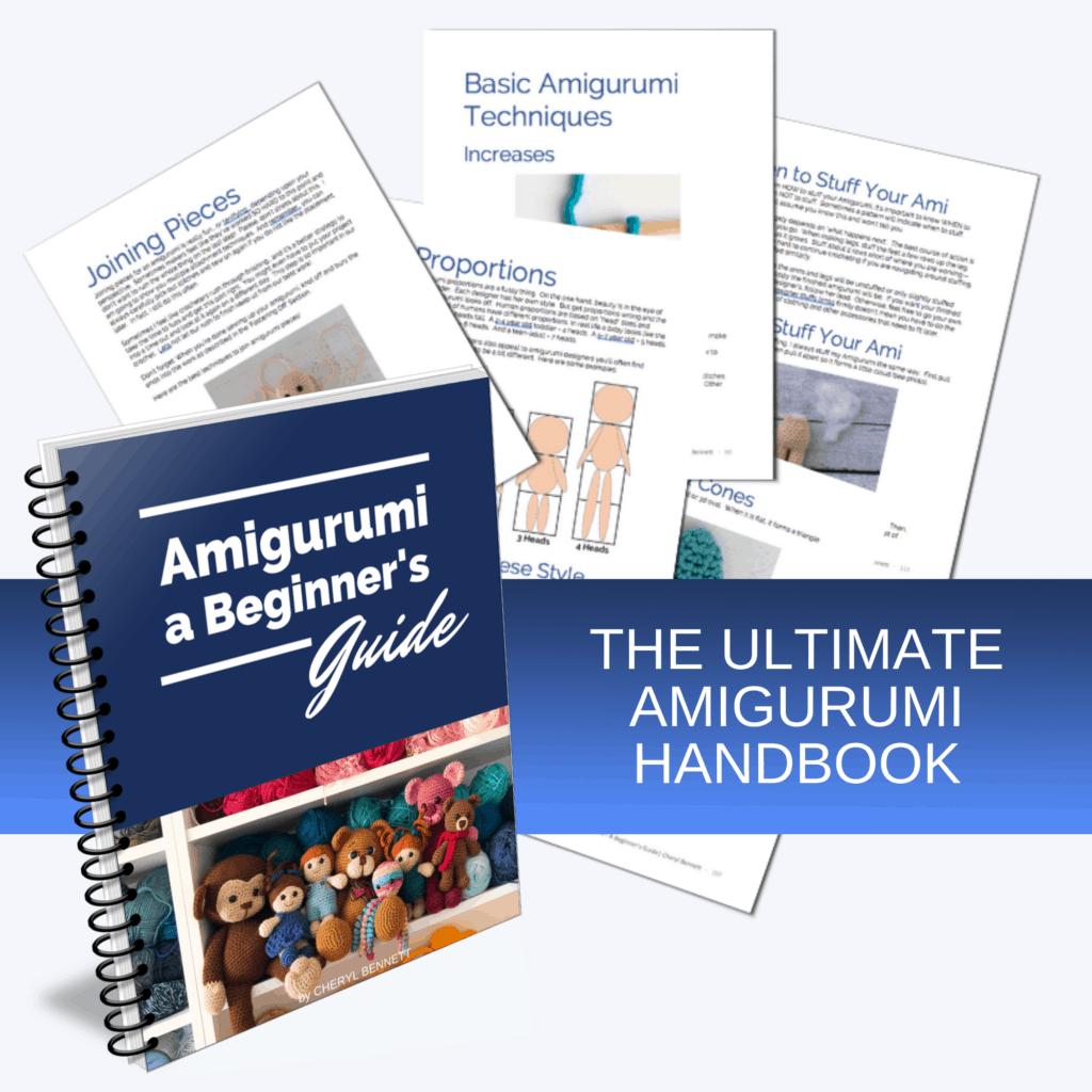 Graphic of Amigurumi Ebook