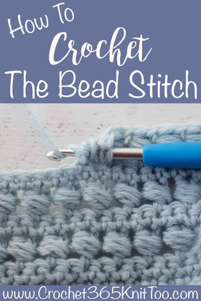same of bead stitch crochet
