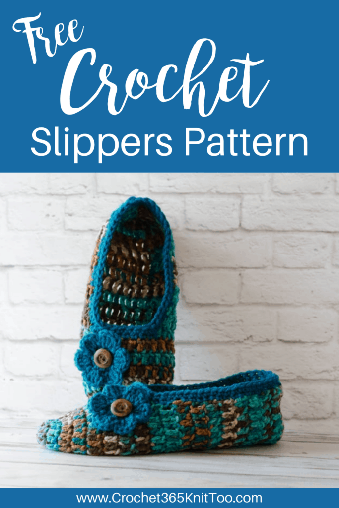 multi color blue slippers